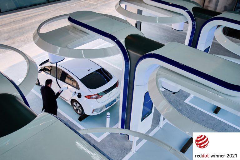 Hyundai Motor câștigă 17 premii Red Dot Award: Brand and Comunications Design 2021